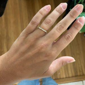 Ferkos 14k Diamond Ring